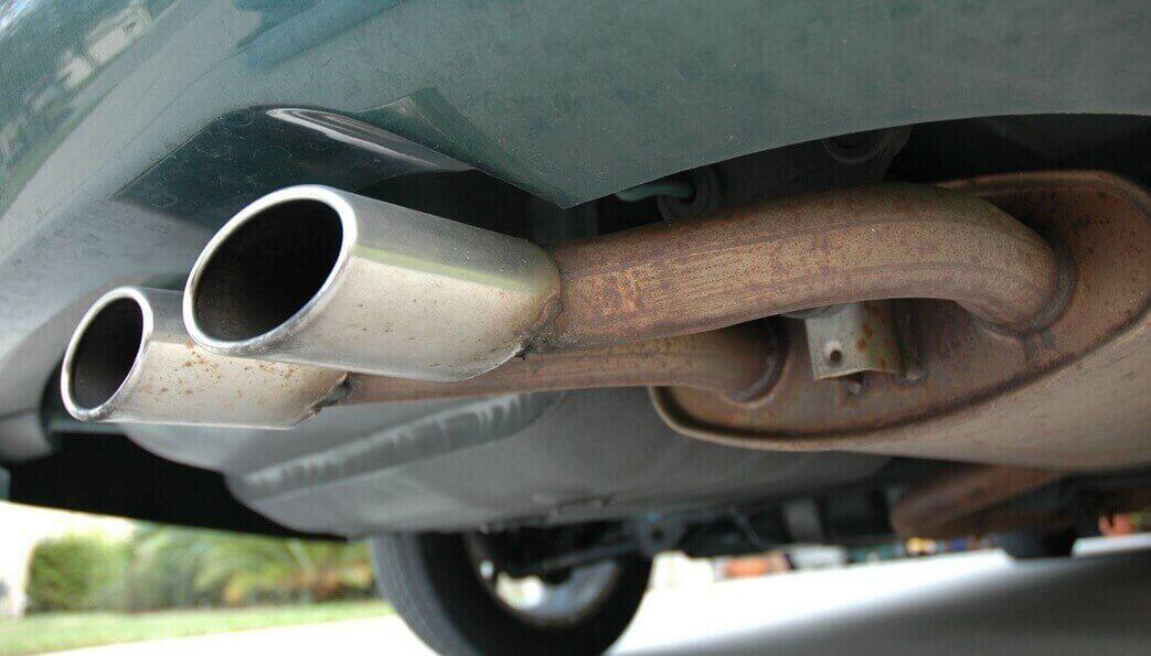 Из чего состоит выхлопная система автомобиля?