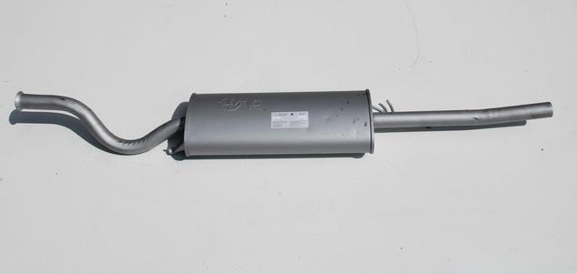 Як поміняти глушник на ВАЗ 2110-2112?
